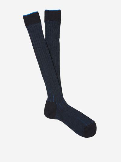Long Ribbed Socks
