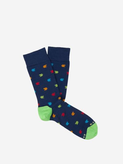 Cotton Socks Roosters