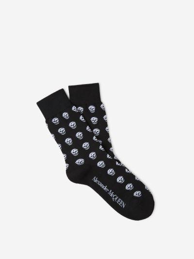 Skull Design Socks