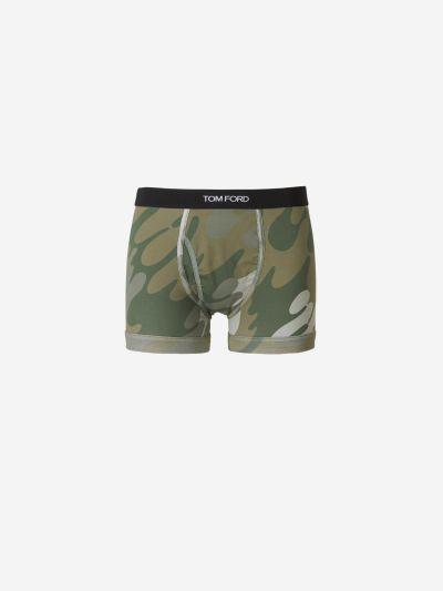 Camouflage Boxer Brief