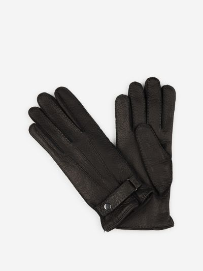 Gloves with tight strip