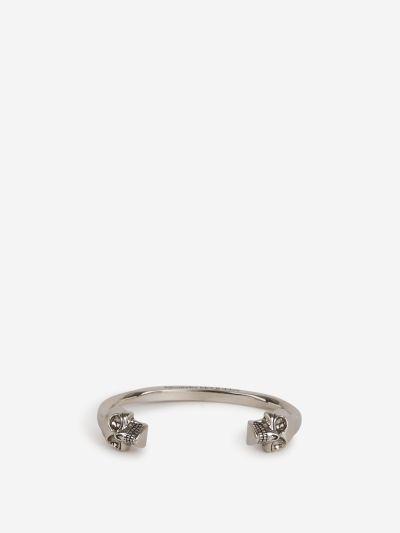 Twin Skulls Bracelet
