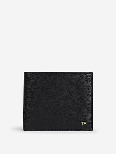 Metallic Pell Monogram Wallet