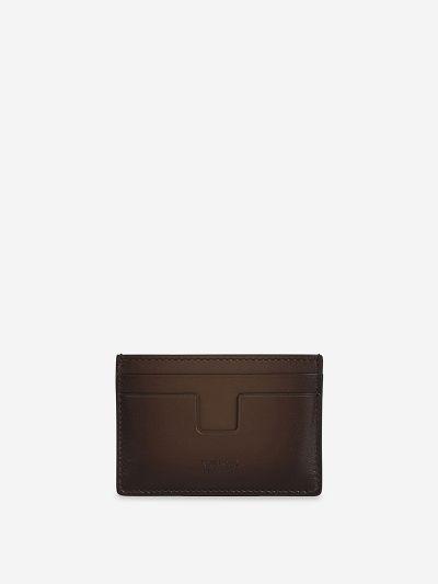 Ombré Leather Cardholder