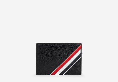 Leather Panelled Wallet