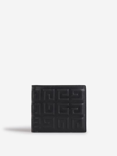 Embossed Logo Wallet