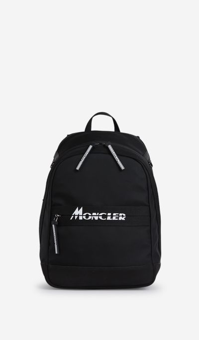 Logo Zip Backpack