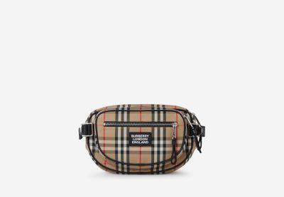 Vintage Checks Belt Bag