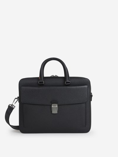 Leather Suitcase Bag