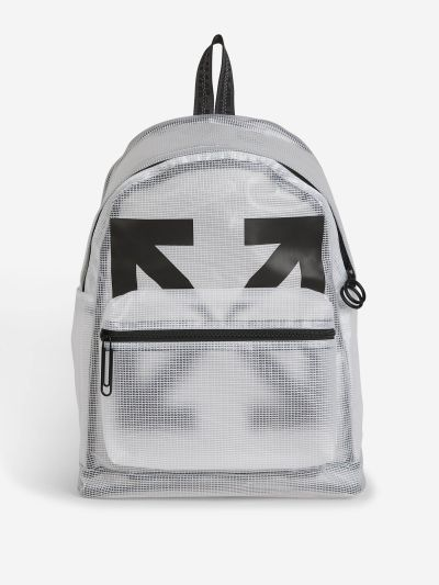 Arrow Mesh Backpack