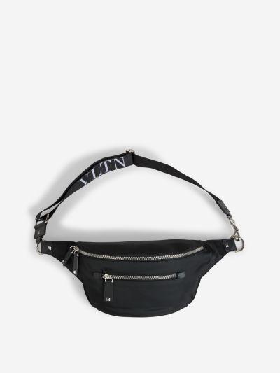 VLTN Rockstud Waist Bag