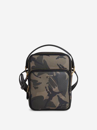 Buckley Camouflage Shoulder Bag