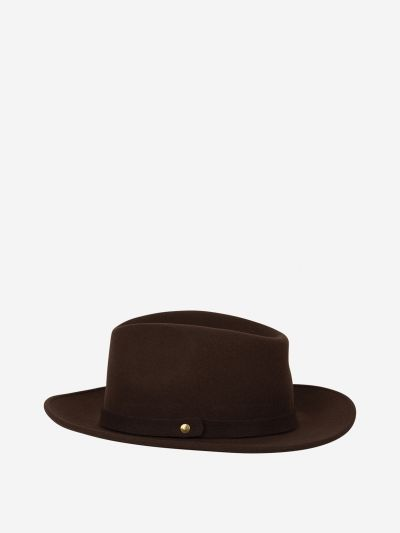 Nomad Trilby hat