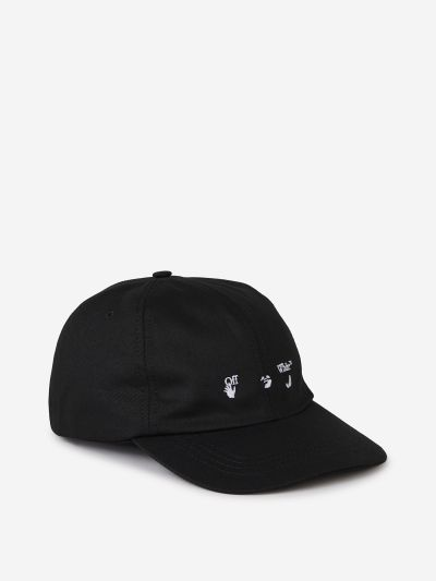 Cap embroidered logo