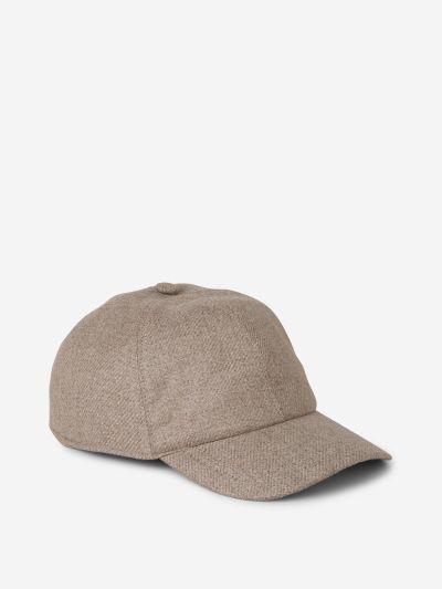 Cashmere cap