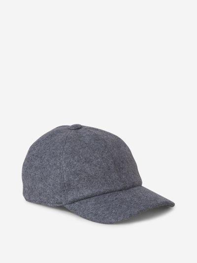 Flannel Cashmere Cap