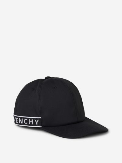 4G Embroidered Logo Cap