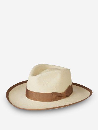 Gaudi Gambler Panama Hat