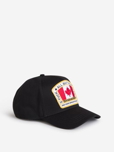 Patch Baseball Cap