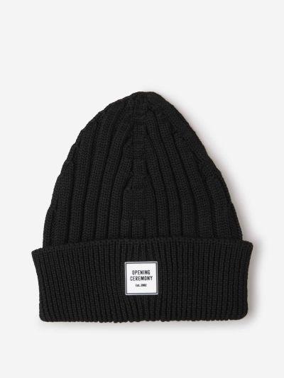 Wool Box Beanie