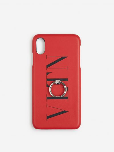 Iphone XS VLTN Case