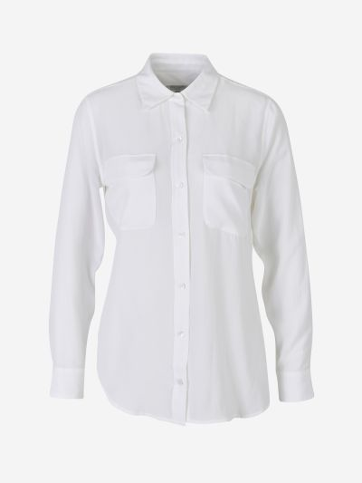 Silk Signature Shirt
