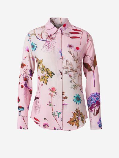 Camisa Motivo Floral