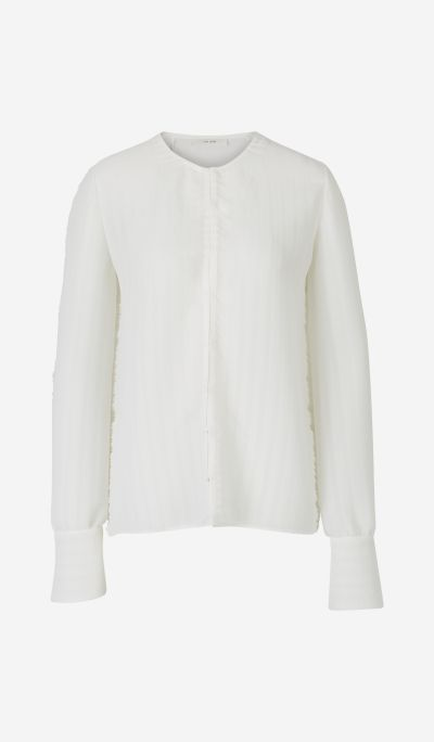 Bruna Pleated Shirt