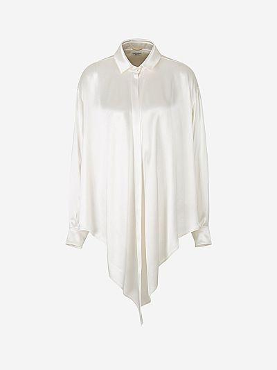 Camisa Setí Seda
