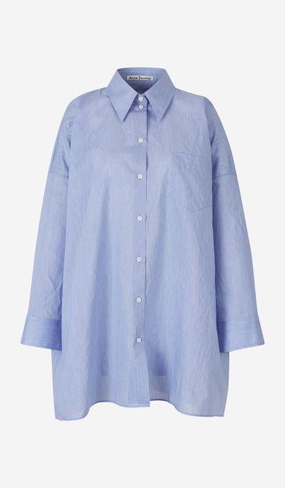 Camisa Oversized Algodón