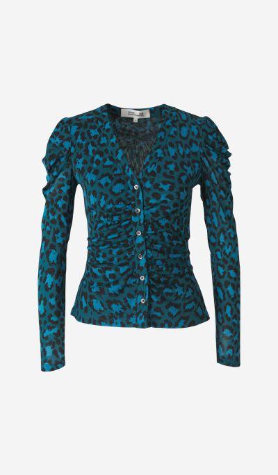 Blusa Gladys Leopard