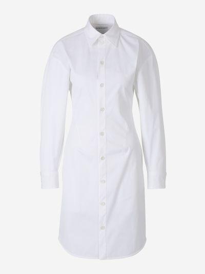 Vestido Camisero Popelín