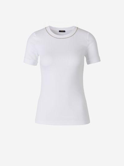 Camiseta Detalle Brillante
