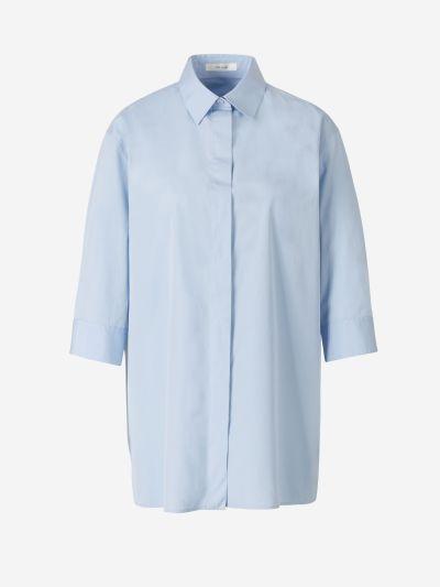 Camisa Popelina Algodón Elada