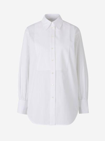 Panel Cotton Shirt