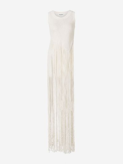Asymmetric Fringed Top