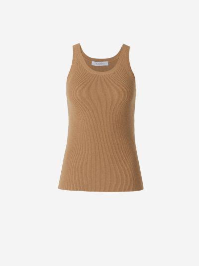Ribbed Wool Top