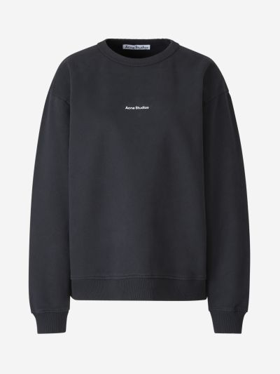 Logo Oversized Sweatshirt