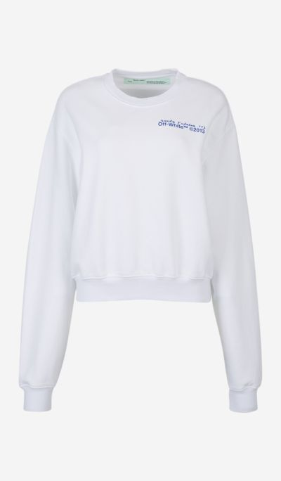 Off-White X SE Women Sweatshirt