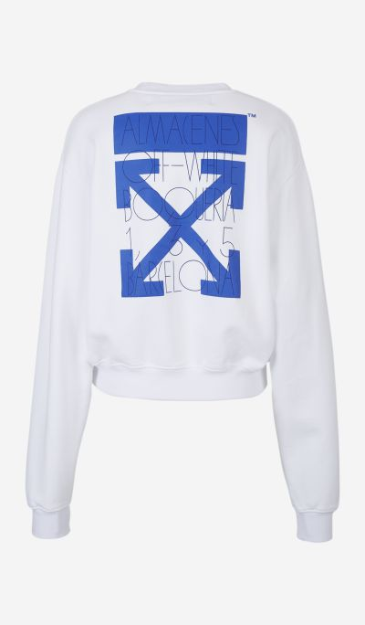 Off-White X SE Women Sweatshirt