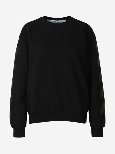 Diag Oversized Sweatshirt