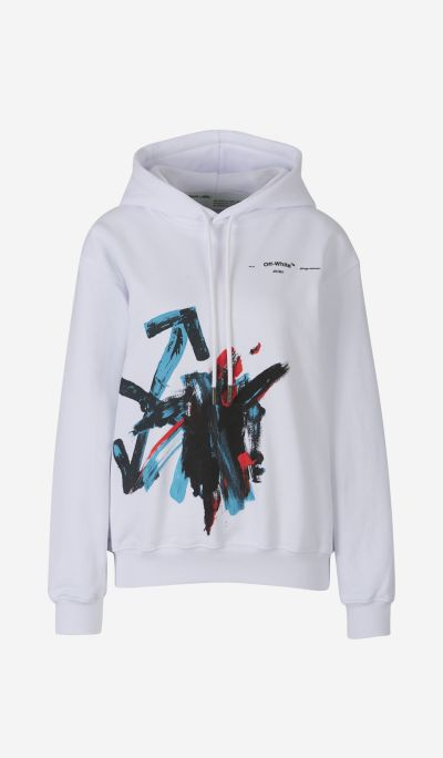 Oversized Arrow Sweatshirt
