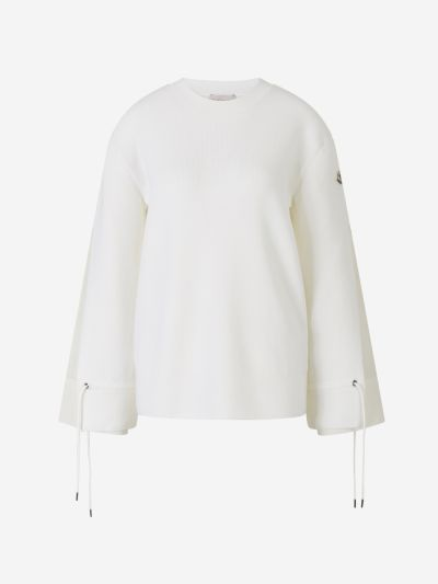 Technical Sleeve Sweater
