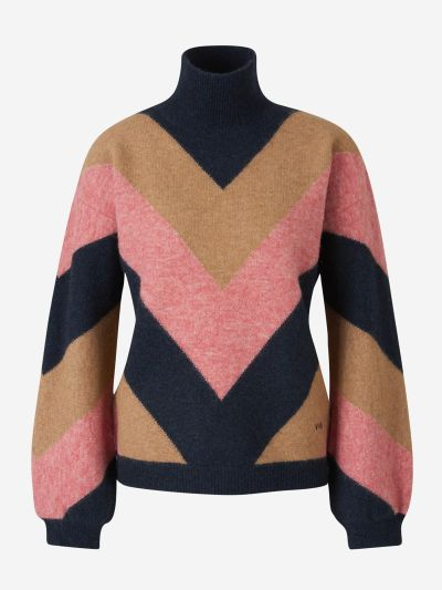 Alpaca Multicolor Sweater