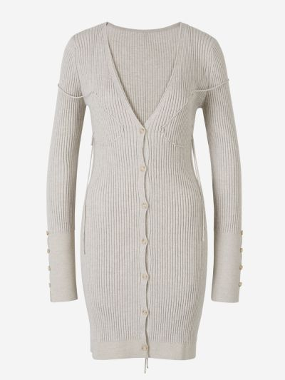 Lauris Cardigan Dress
