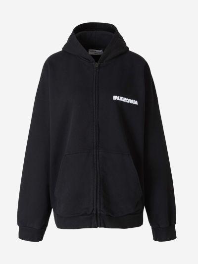 Inverted Logo Sweatshirt