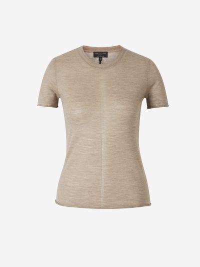 Camiseta Punto Cashmere