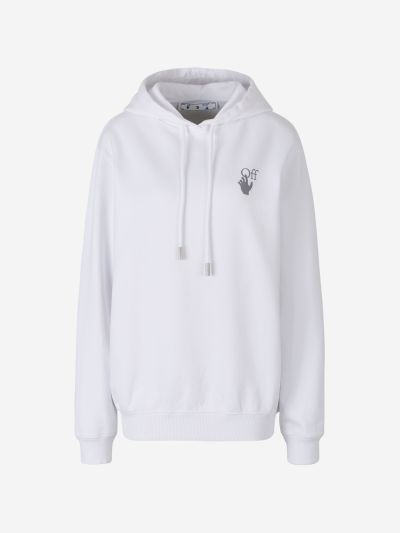 Cotton Hoodie Sweatshirt