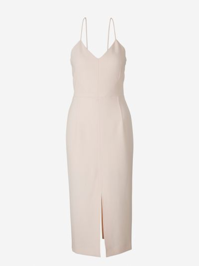 Crepe Cannock Dress