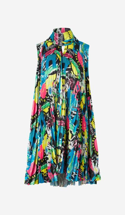 Paris City Light Dress